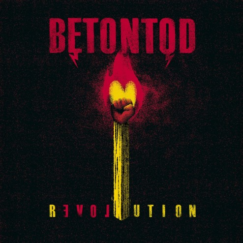 Betontod Revolution Betontod Artwork album