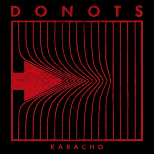 Donots Karacho Donots Artwork offiziell official Germany Rocket Wink
