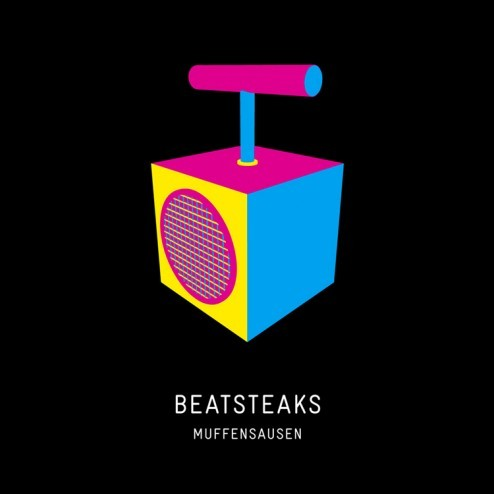 Beatsteaks Muffensausen Beatsteaks Artwork Muffensausen offiziell Rocket Wink Berlin Hamburg germany rock punk