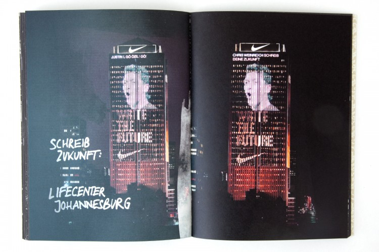 Nike Football. Nike meets Mesut Oezil. 7