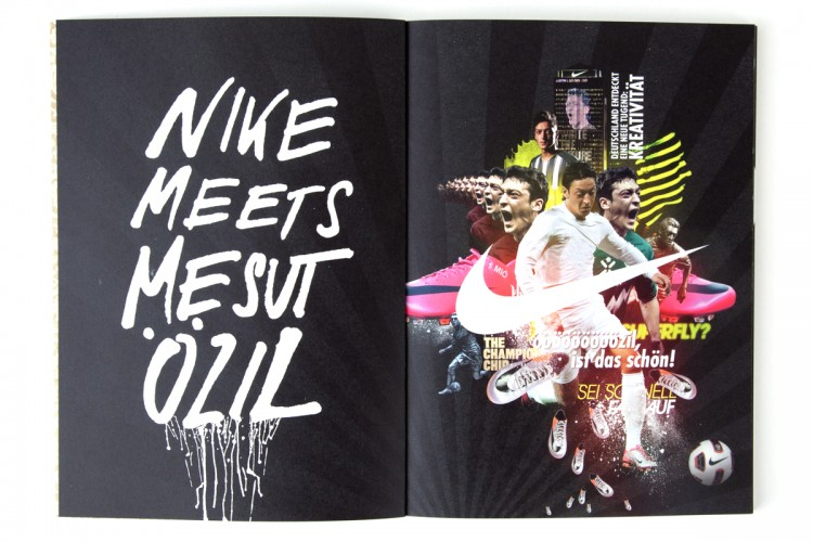 Nike Football. Nike meets Mesut Oezil. 2
