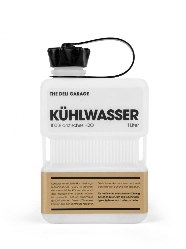 The Deli Garage. Kuehlwasser. 3