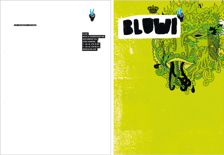 BLUWI. CORPORATE DESIGN. 4