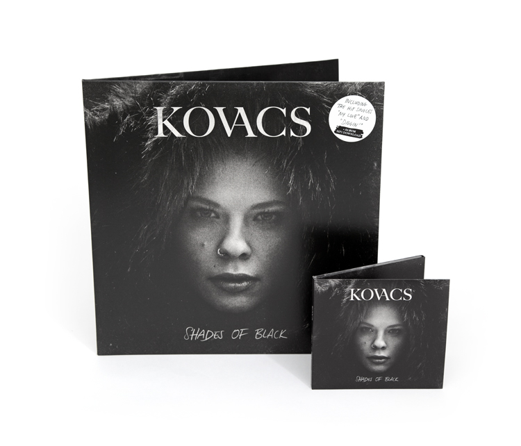 Kovacs. Shades Of Black. 2