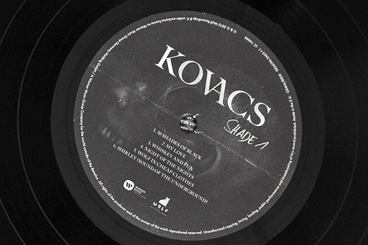 Kovacs. Shades Of Black. 17