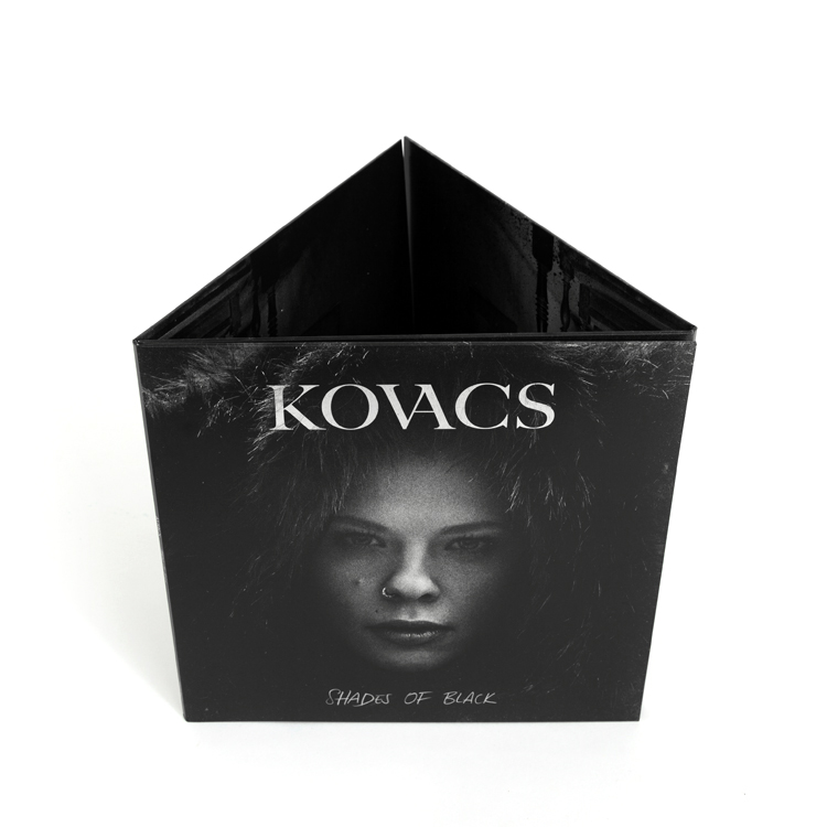 Kovacs. Shades Of Black. 15