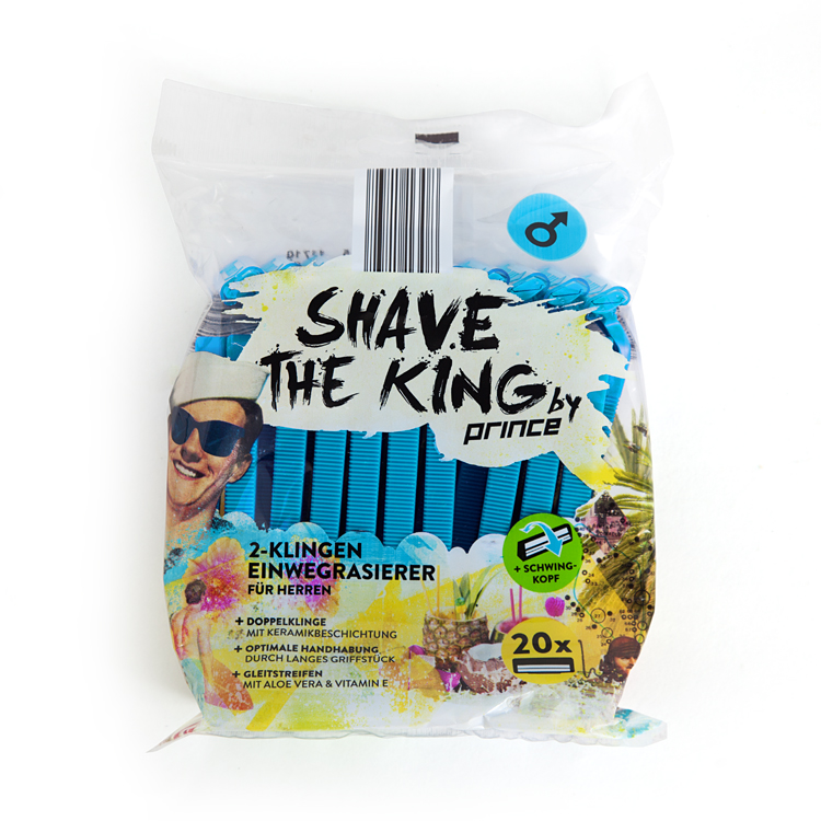 ALDI SUeD. SHAVE THE KING & QUEEN. 6