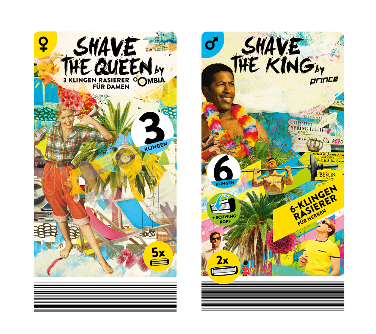 ALDI SUeD. SHAVE THE KING & QUEEN. 15