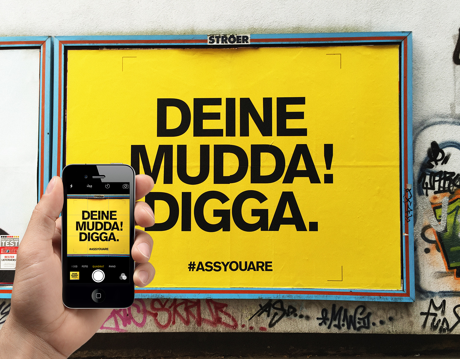 ASSYOUARE. Kampagne. 1
