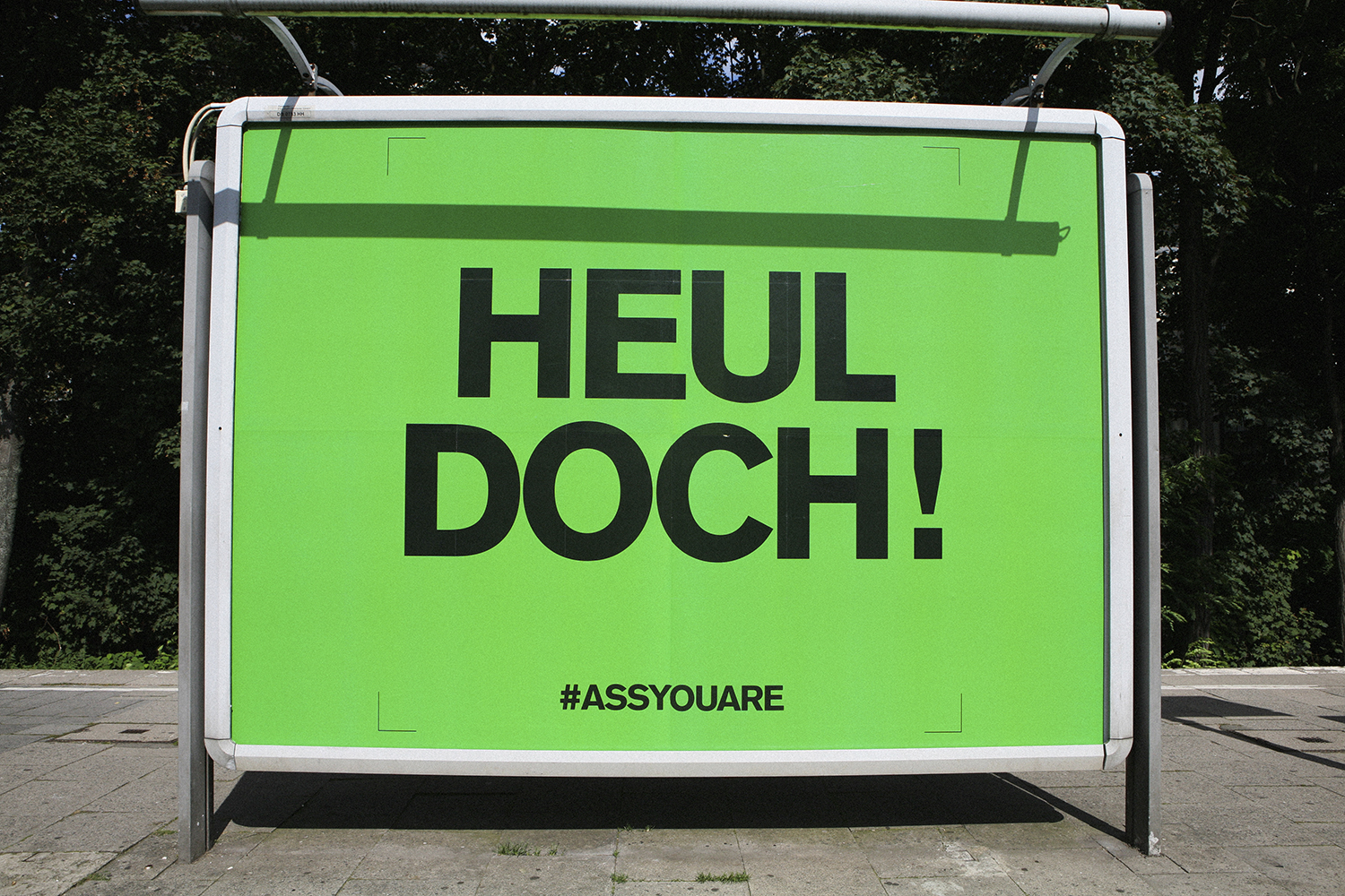 ASSYOUARE. Kampagne. 5