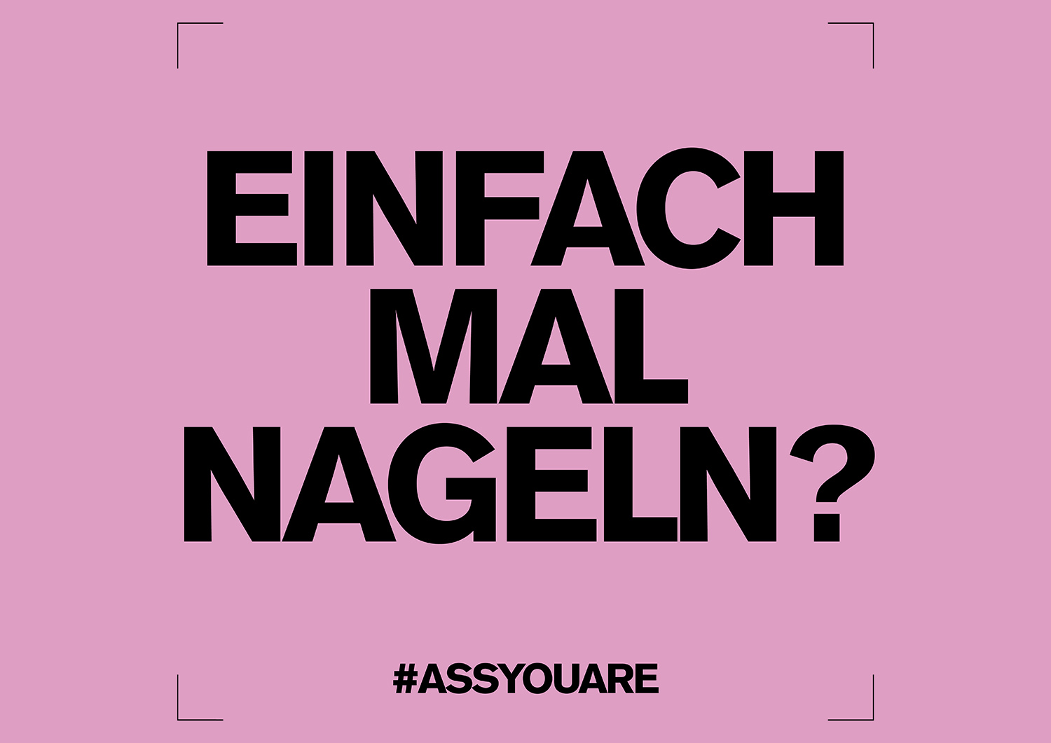 ASSYOUARE. Kampagne. 6