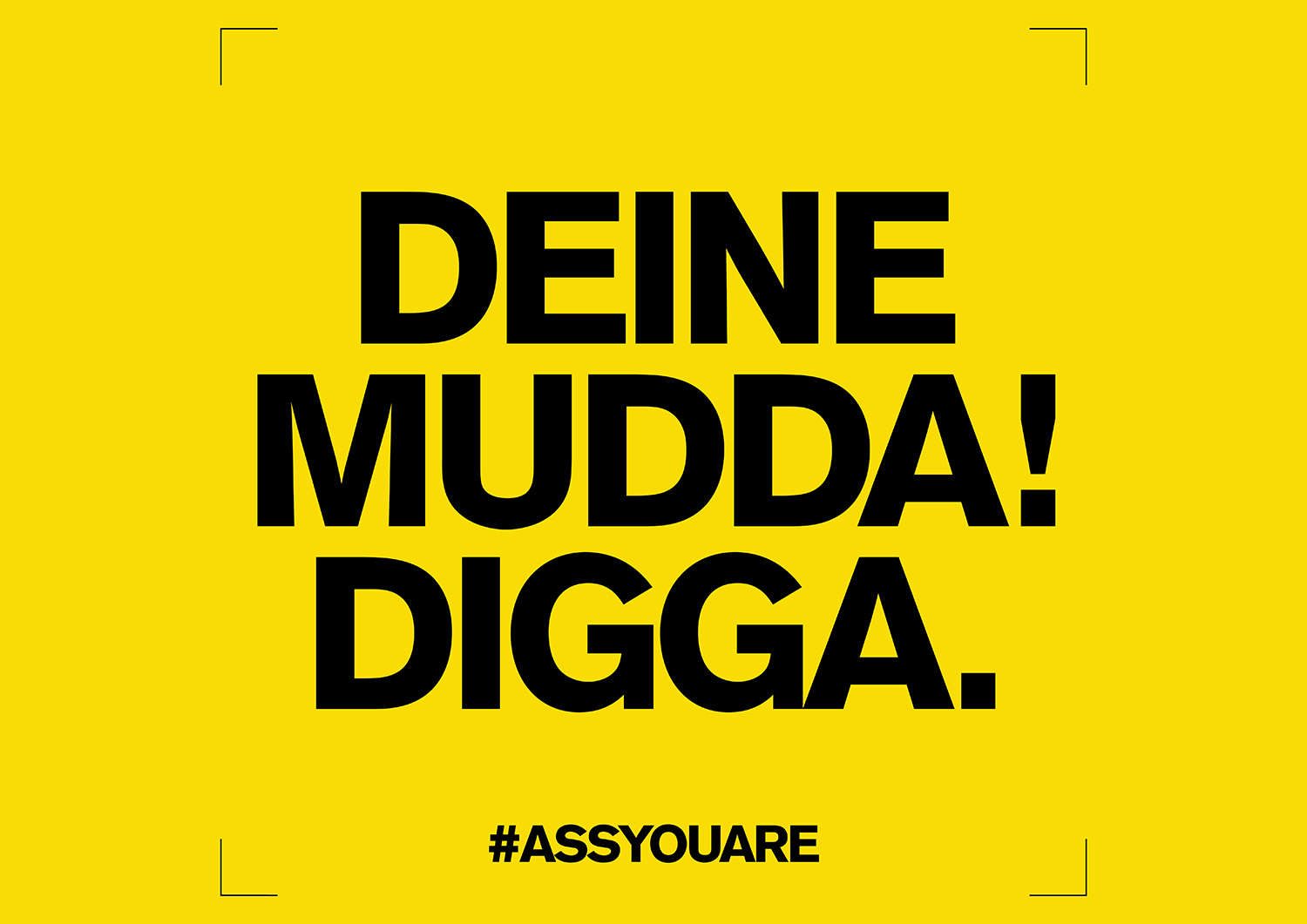 ASSYOUARE. Kampagne. 10
