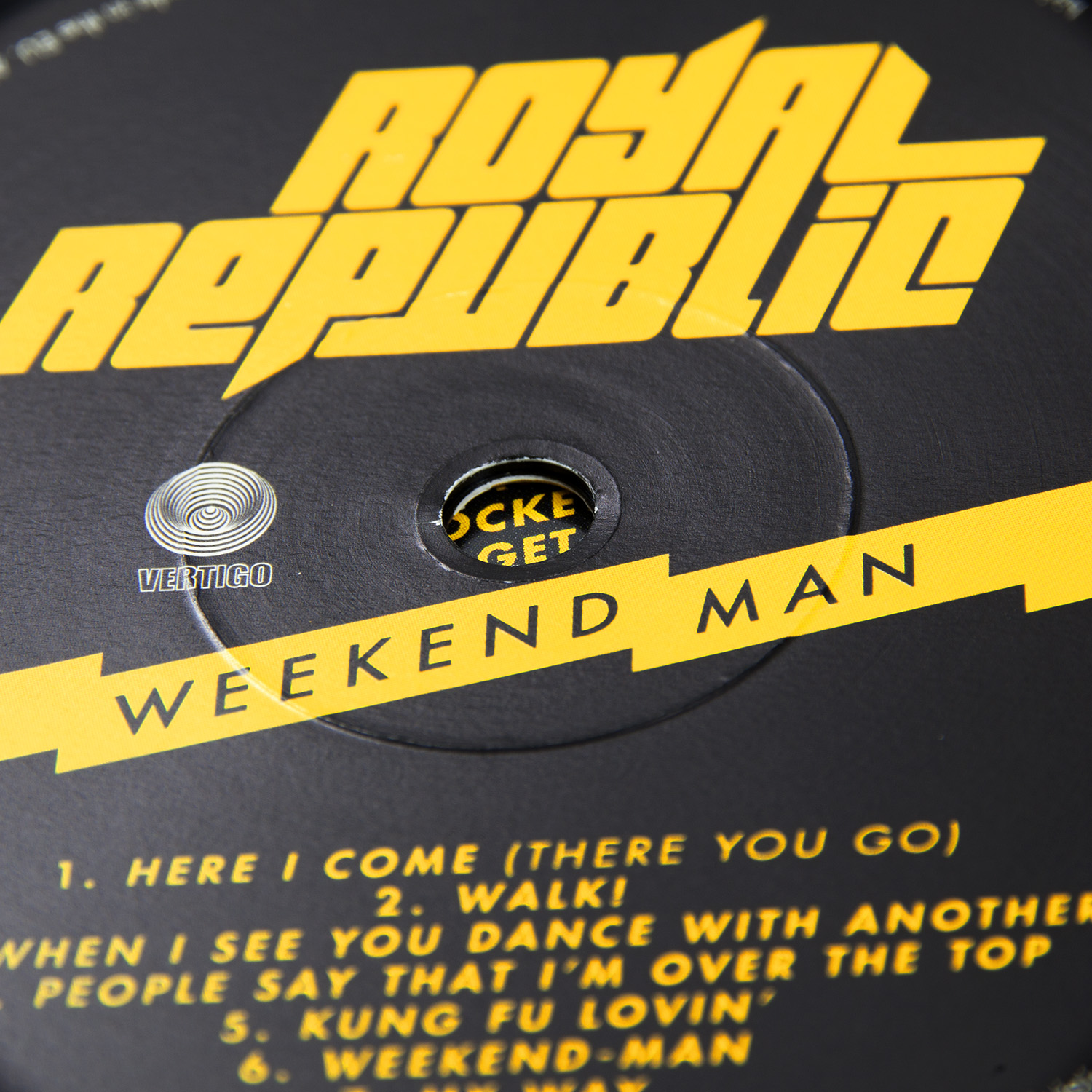 Royal Republic. Weekend Man. 7