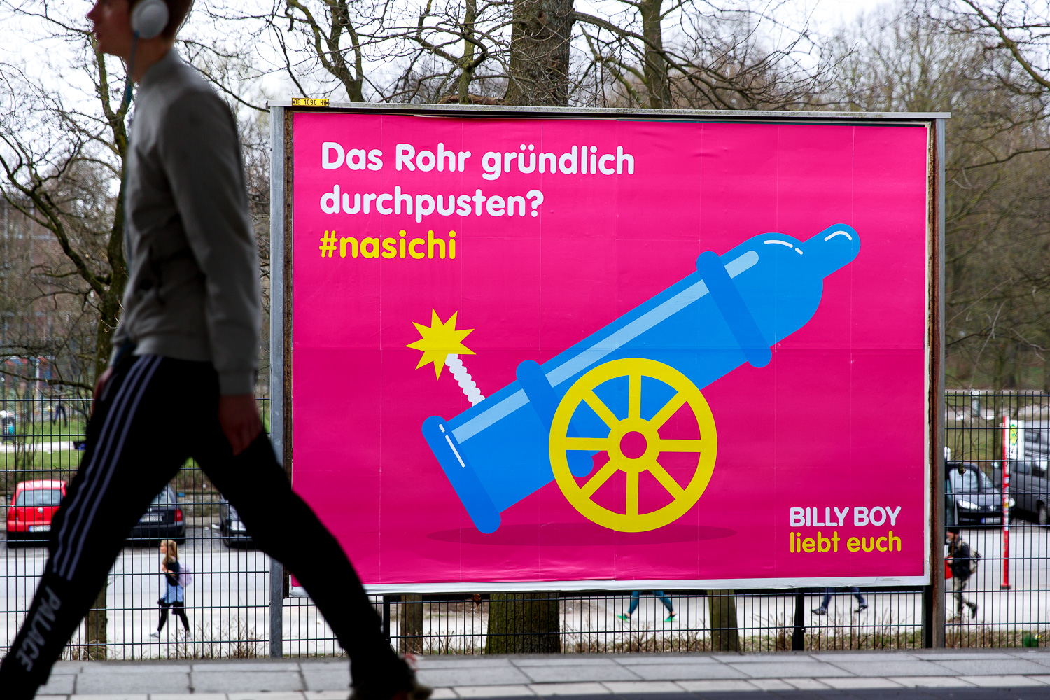 Billy Boy. nasichi Kampagne. 5
