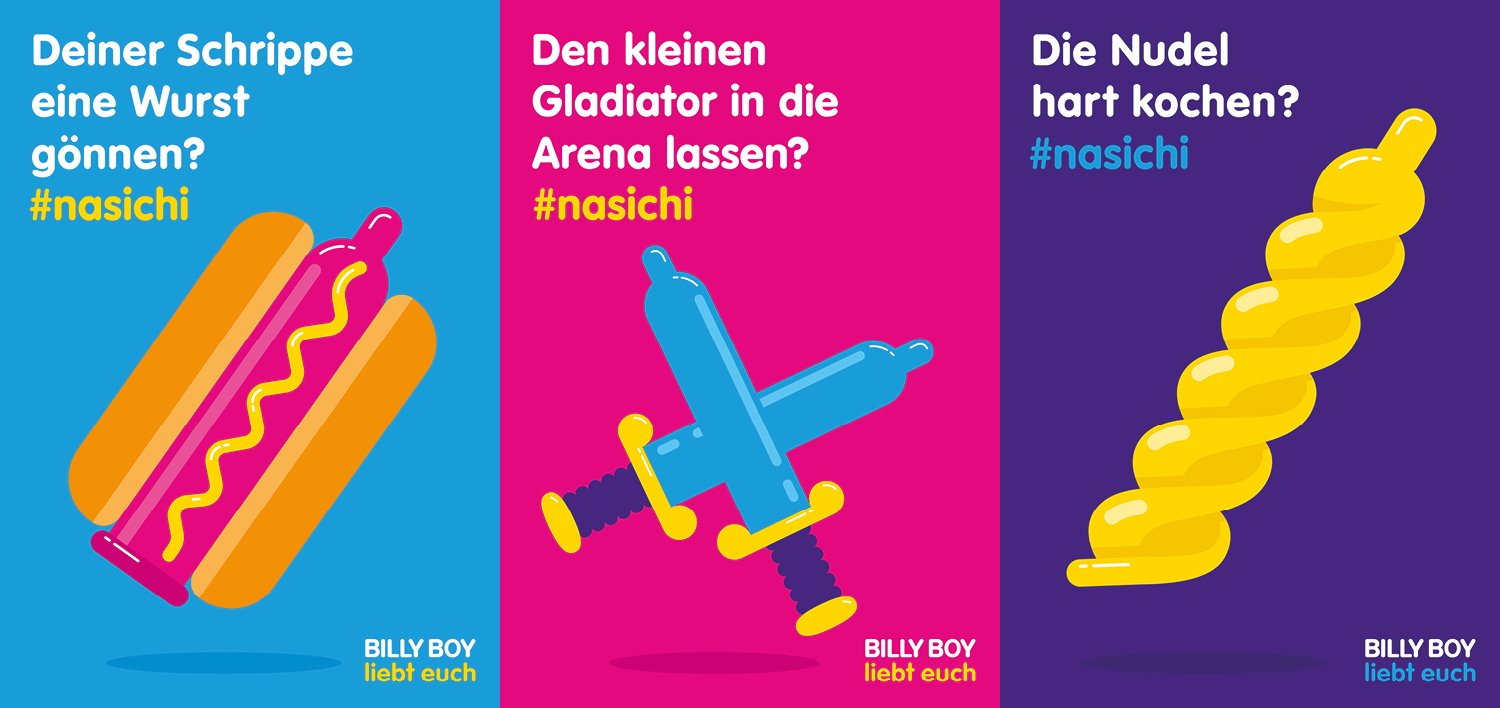 Billy Boy. nasichi Kampagne. 11