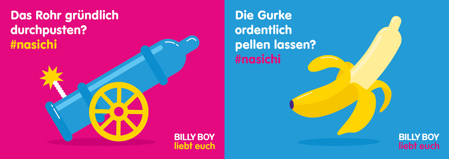 Billy Boy. nasichi Kampagne. 20