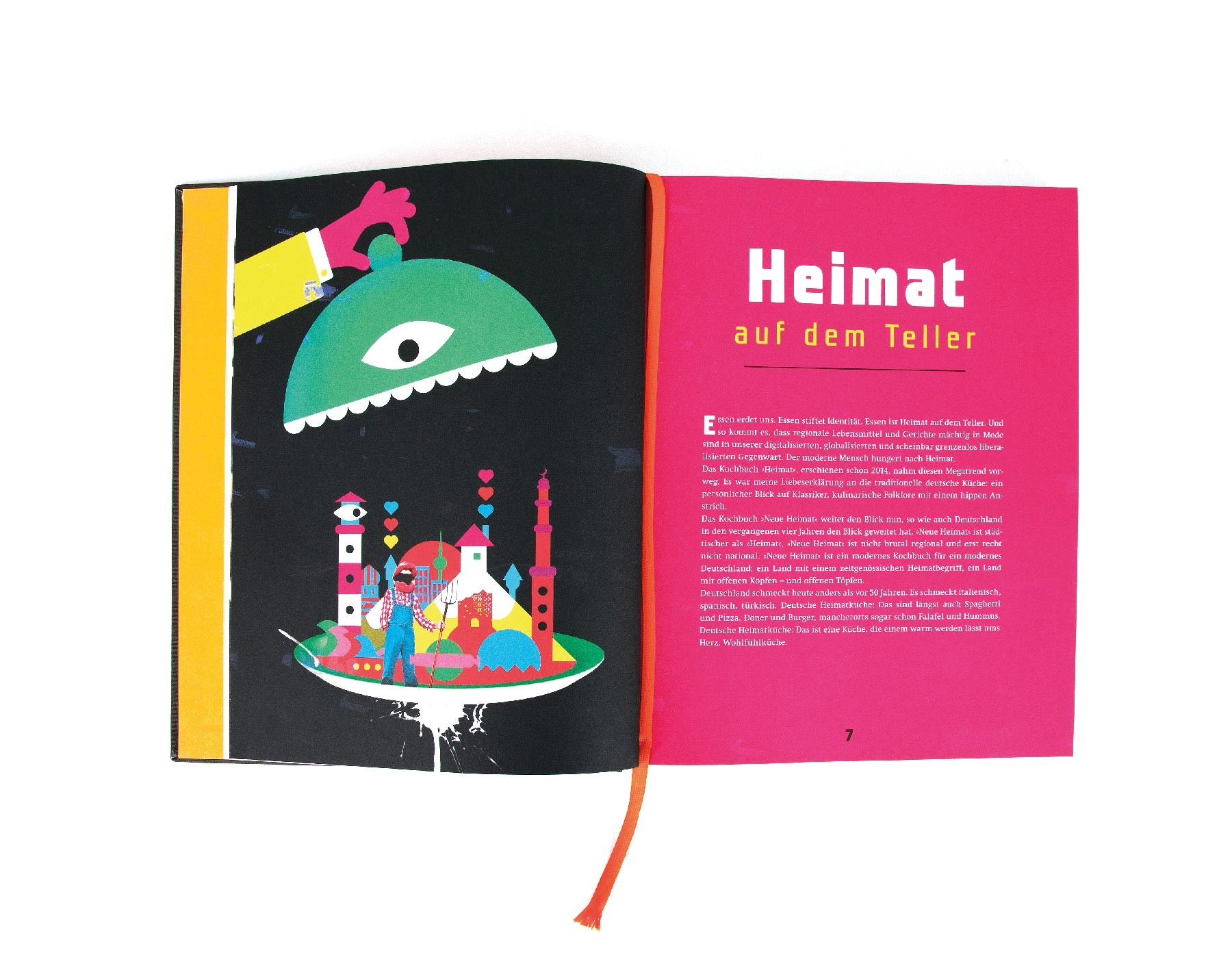 Tim Maelzer. Neue Heimat. Illustrationen. 3