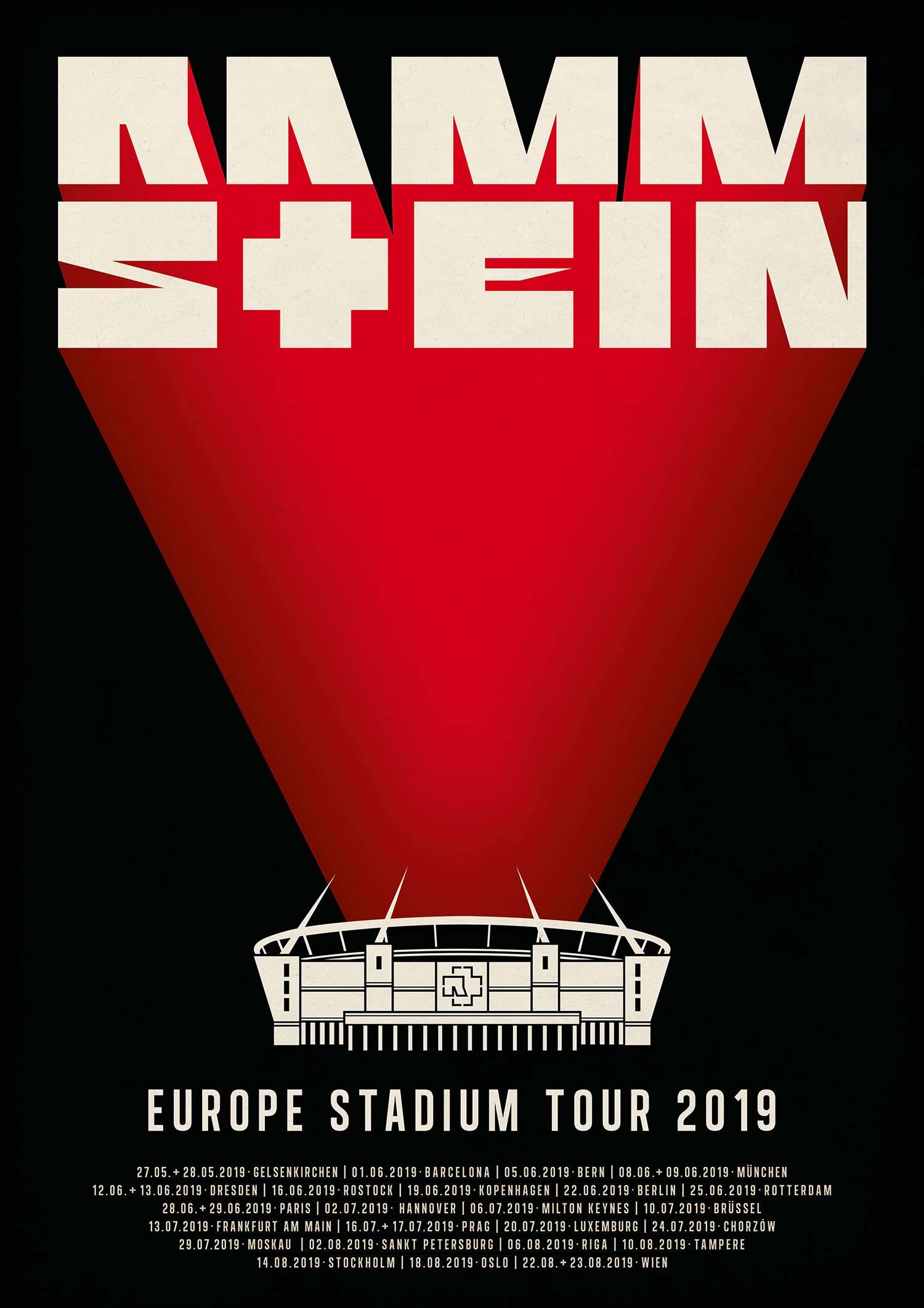 Rammstein stadion