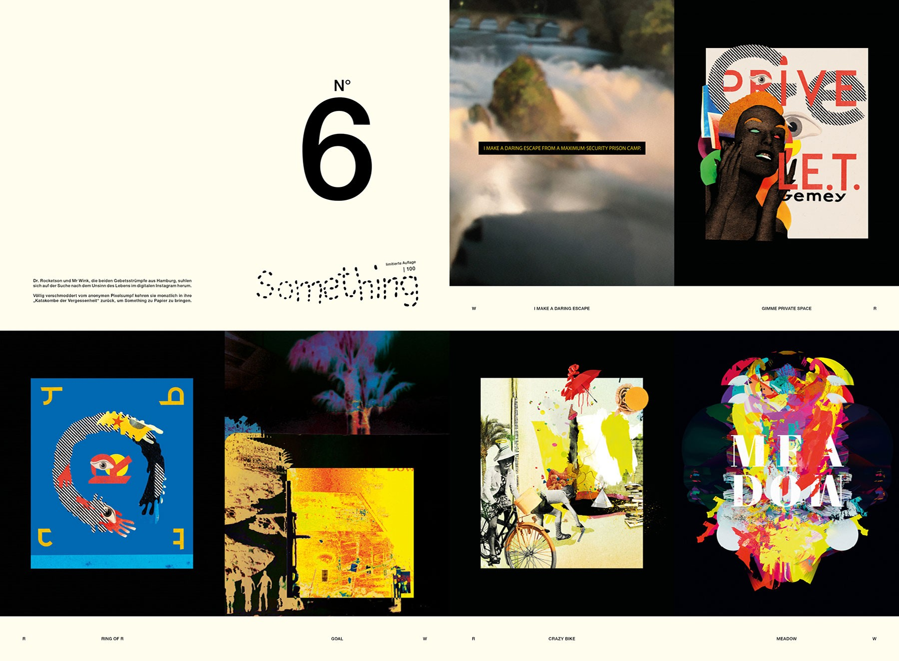 Something. Art Books. 35