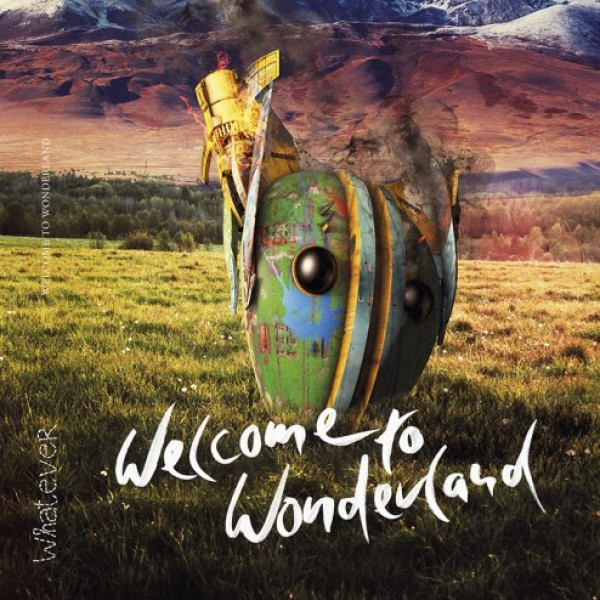 Aufgabenstellung: Buch & Editorial Design | Jahr: 2016 | Projekt: Whatever 10: Welcome to Wonderland